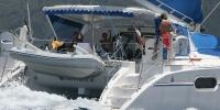 L'intérieur du bateau Melody 471