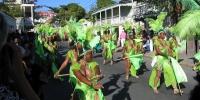 Défilé en Martinique