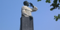 Statue Antilles