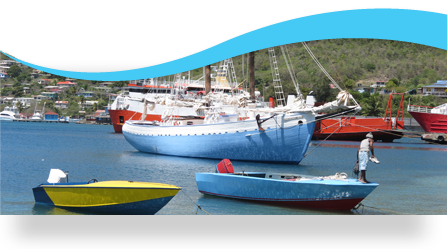 Destination St-Vincent et les Grenadines